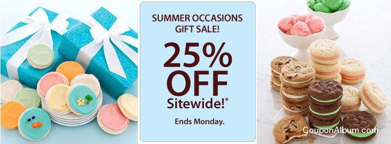 cheryls summer gift sale