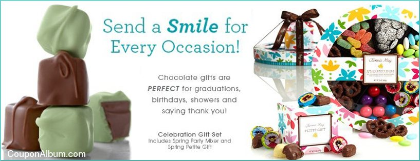 fannie may chocolate gifts