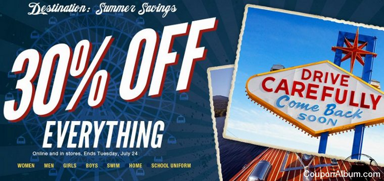 lands end summer savings