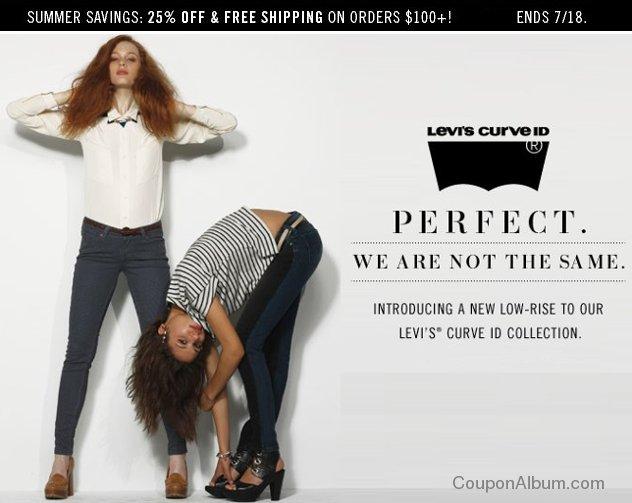 levis summer savings