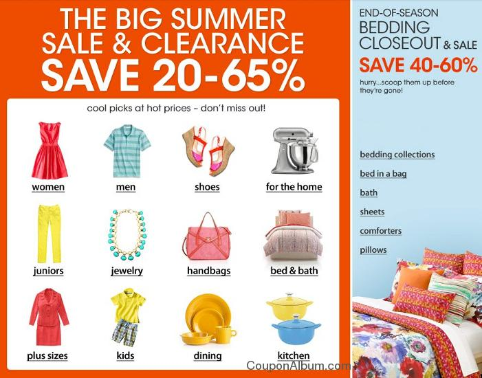 Macy 39 s big summer sale clearance more online for Macy s jewelry clearance