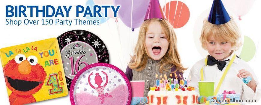 shindigz birthday party supplies