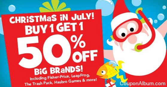 toysrus christmas in july sale