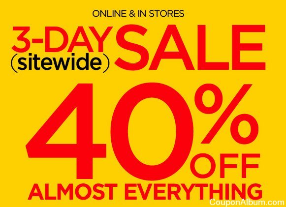 catherines 3 day sitewide sale