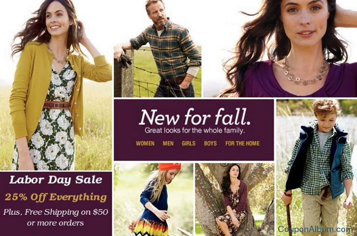 lands end labor day sale