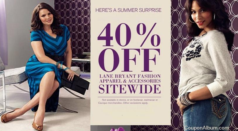 lane bryant summer surprise