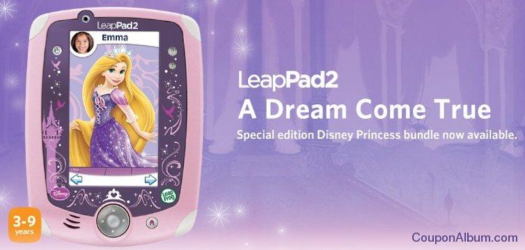 leappad2 disney princess bundle