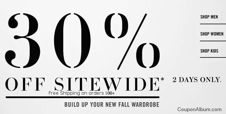 levis fall coupon