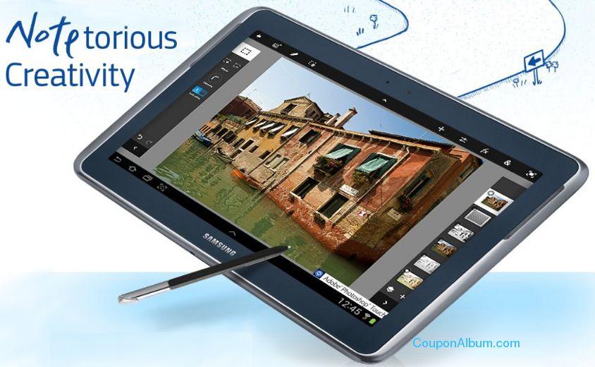 samsung galaxy note 10.1 wi-fi tablet