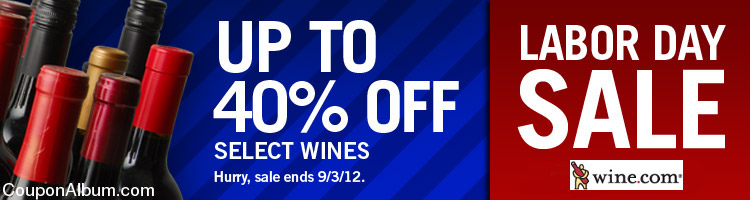 wine.com labor day sale