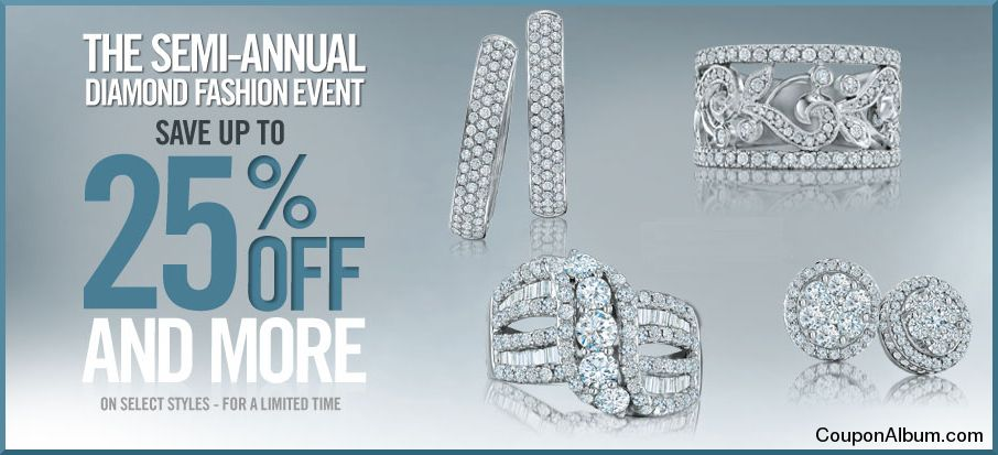 zales Semi-Annual Diamond Fashion Event