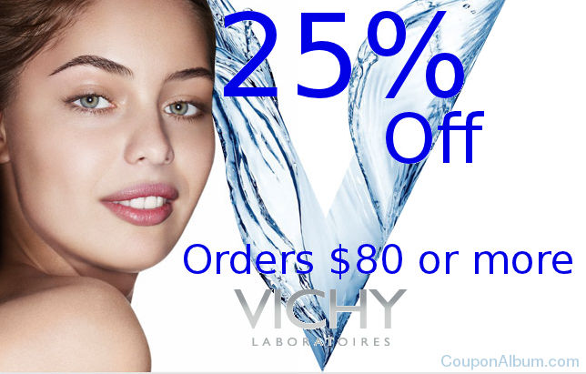Vichy Fall savings