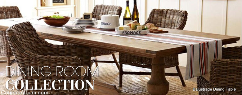 Williams Sonoma Dinning Room Event