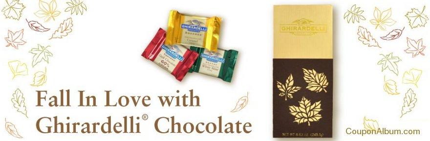 ghirardelli fall chocolates
