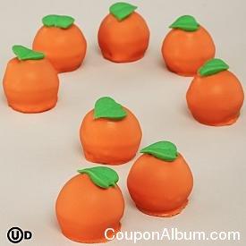 handmade pumpkin spice pumpkin truffles