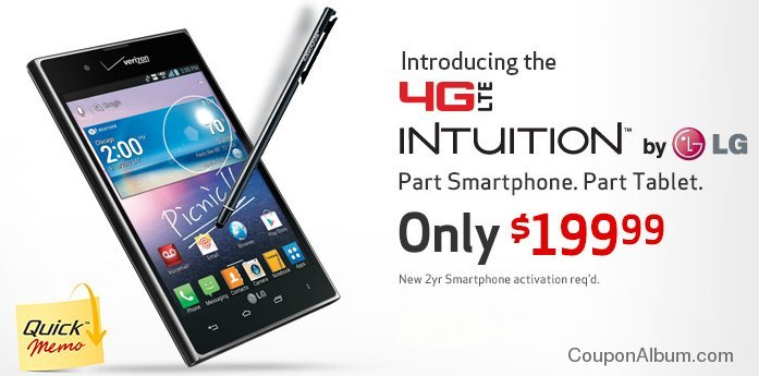 intuition by lg
