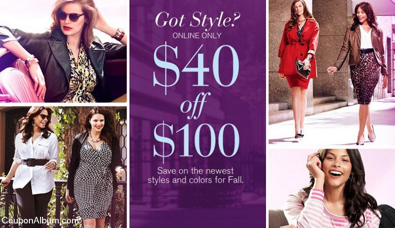 lane bryant online offer