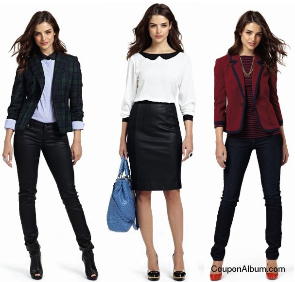 the limited fall fashion