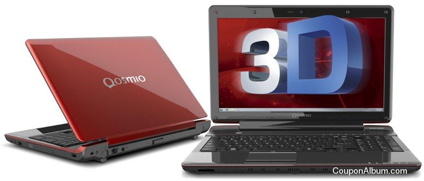 toshiba qosmio f755-3d150 3d laptop