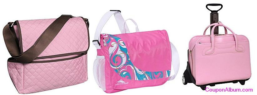 eBags Pink Ribbon collection