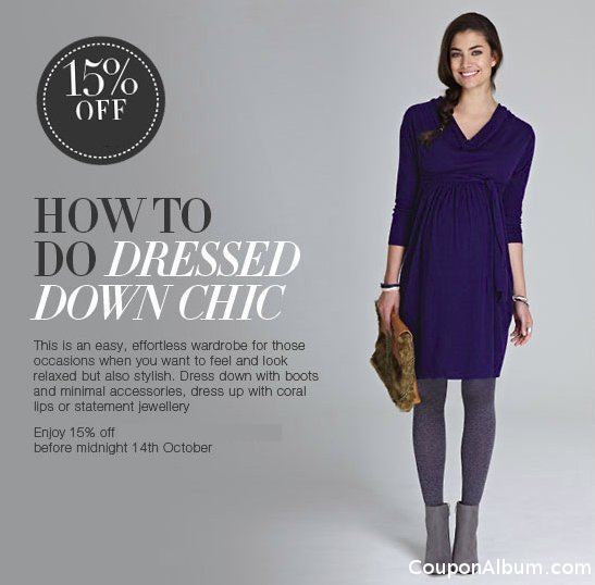 Isabella Oliver Dress Down Chic