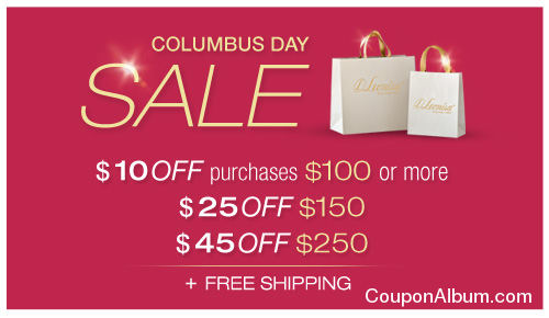 Leonisa Columbus Day sale