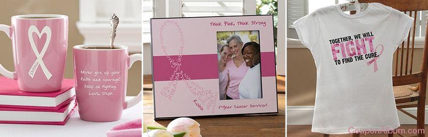 Personalizaton Mall Pink Ribbon Collection