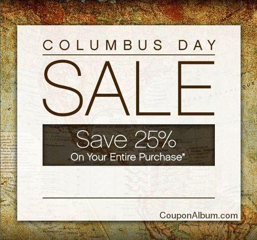 REEBOK COLUMBUS DAY SALE