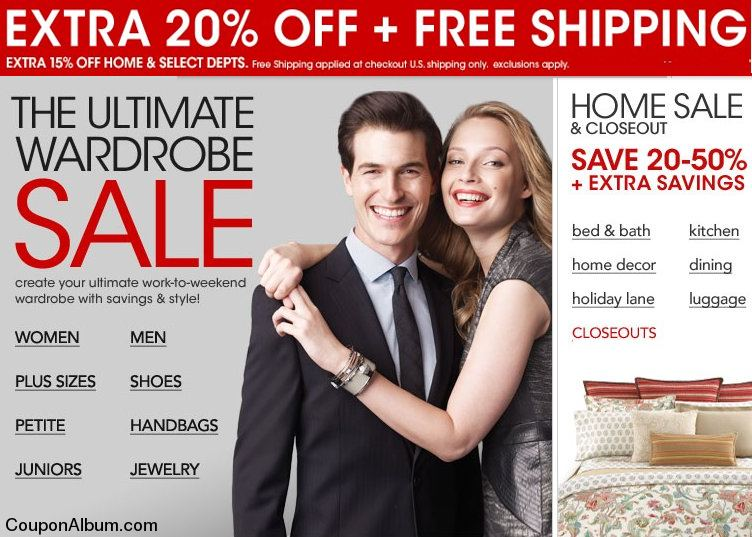Ultimate Macy's Wradrobe Sale
