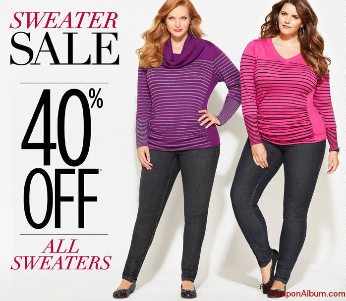 Avenue Sweater Sale