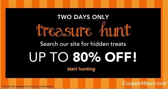 elf cosmetics halloween treasure hunt