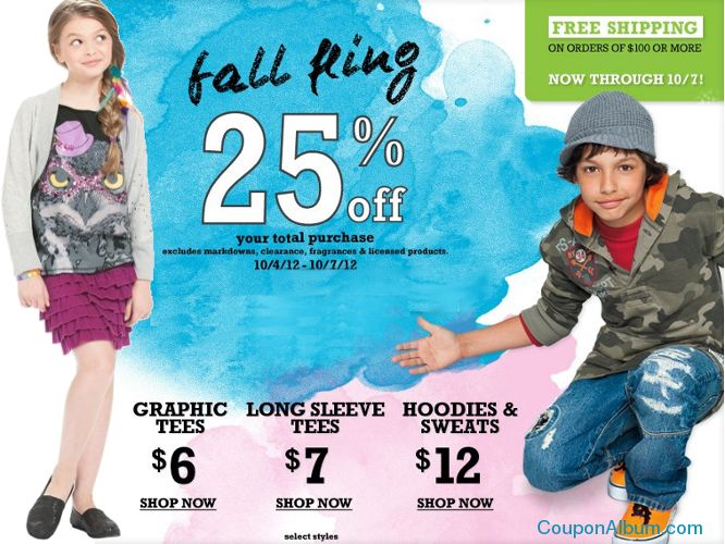 p.s from aeropostale fall fling