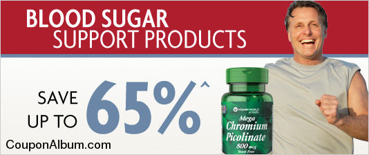 Blood Sugar Support Products