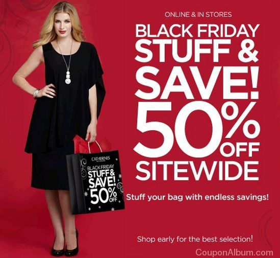 Catherines-Black-Friday-Stuff-Save-Event