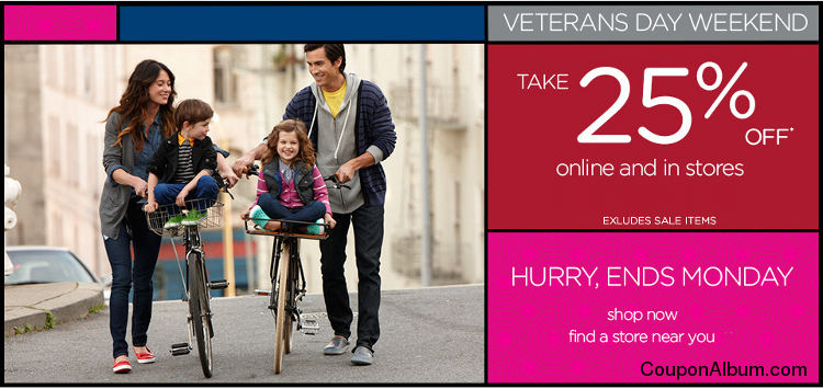 Crocs Veterans Day Sale