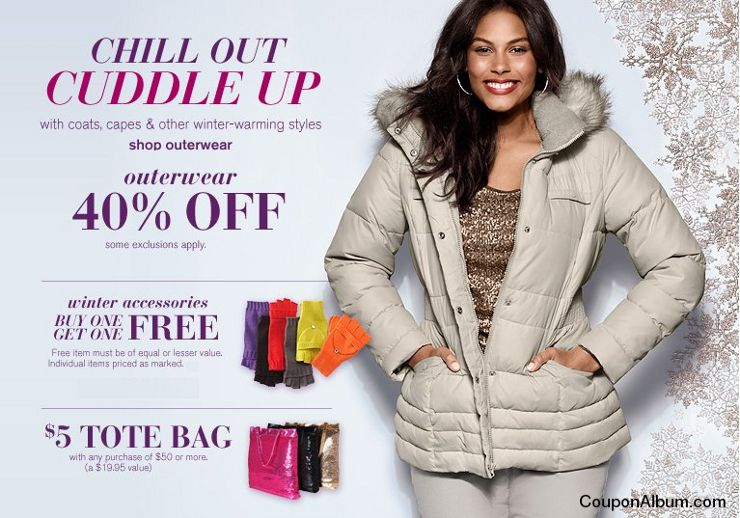 Lane Bryant Hot savings