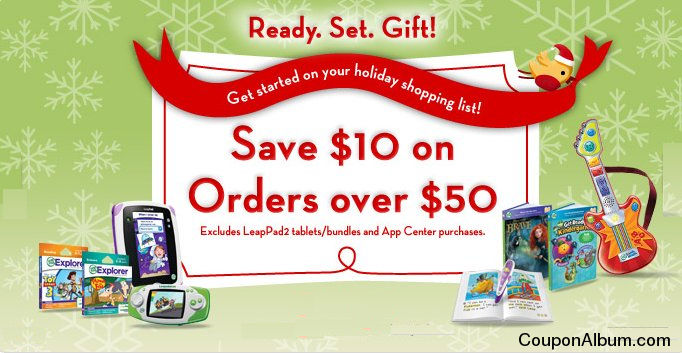 LeapFrog Inspiring Holiday Gifts
