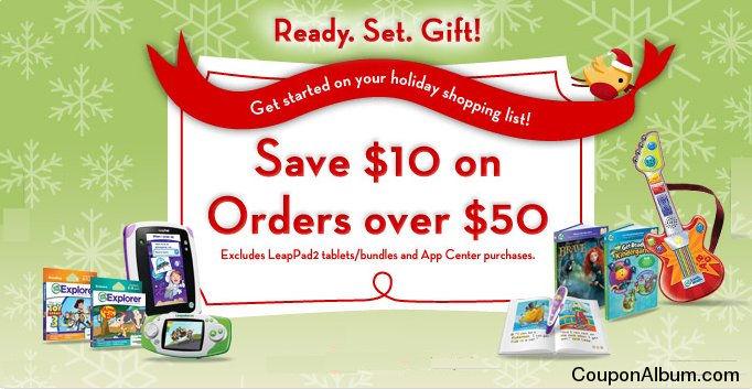 LeapFrog Inspiring Holiday Gifts