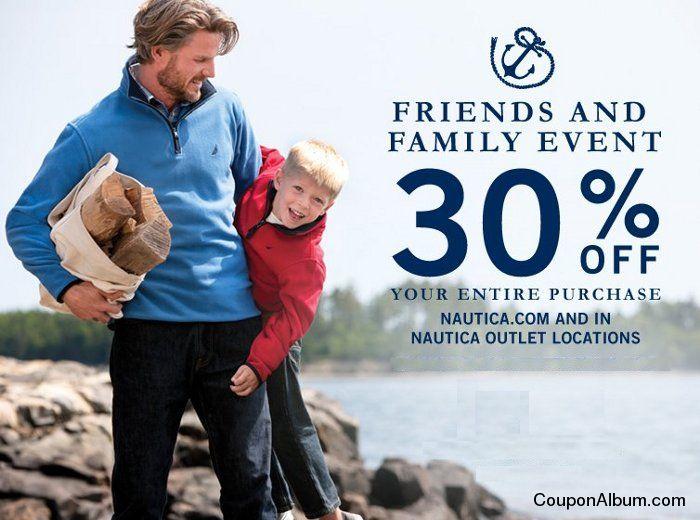 Nautica Friends Family Event