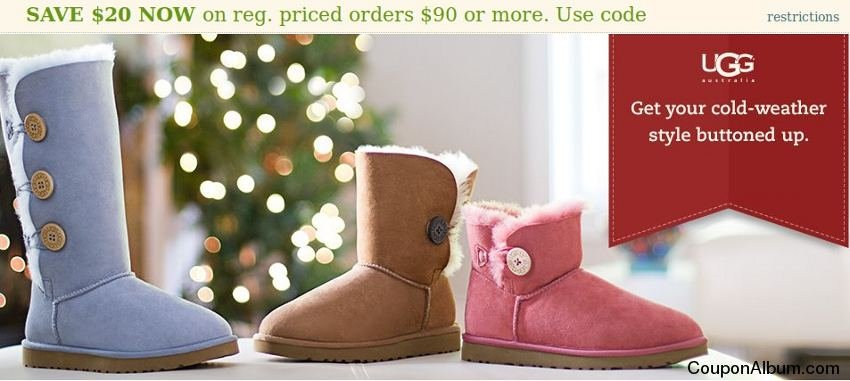 Online Shoes Cold Weather Collection