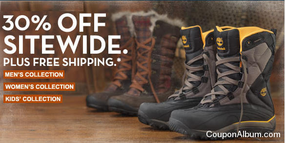 Timberland Holiday Sale