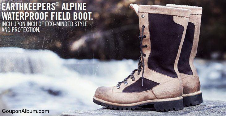 Women's Earthkeepers Alpine Waterproof Field Boot