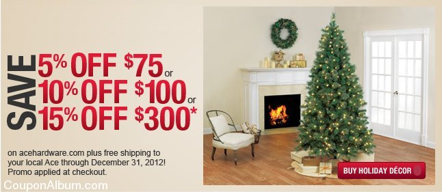 ace hardware holiday coupons