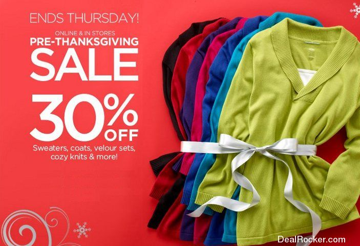 Catherines-pre-thanksgiving-sale