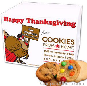 happy thanksgiving from cfh gift box