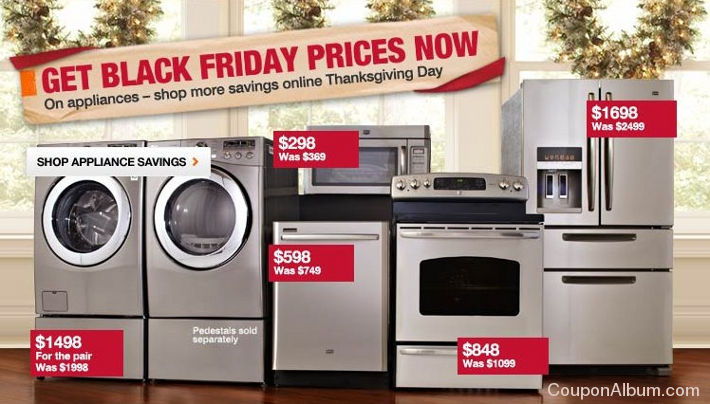 home depot black friday offer