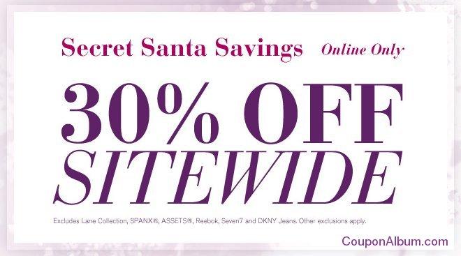 lane bryant secret santa savings