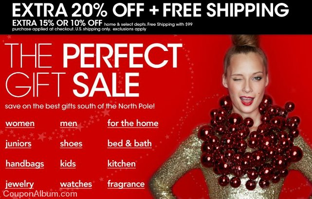 macys the perfect gift sale