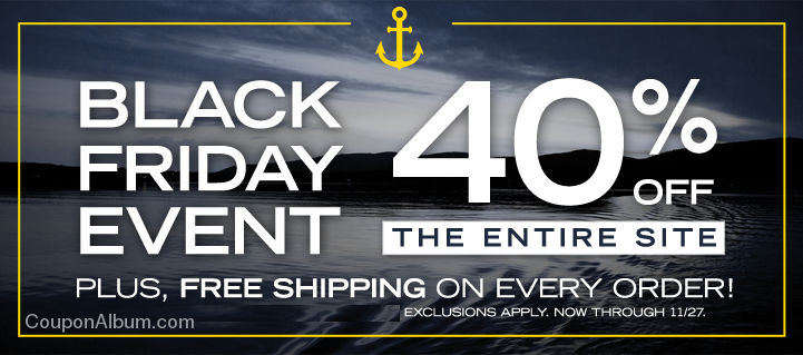 nautica black friday event