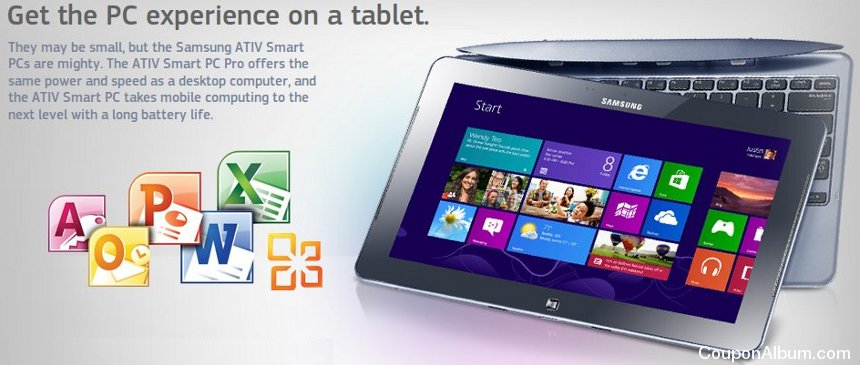samsung series 7 ativ smart pc pro tablet